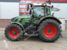 tracteur agricole Fendt 720 Vario S4 Profi