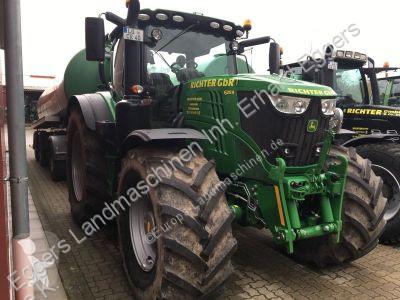 View images John Deere 6215R farm tractor