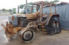 tractor agricol New Holland Ford 8340 Brandschaden