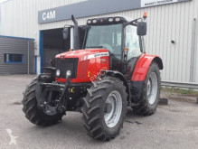 tracteur agricole Massey Ferguson 6455 TIER 3