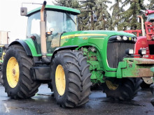 tracteur agricole John Deere 8320 POWERSHIFT - 288 KM