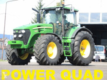 tracteur agricole John Deere 7930 POWER QUAD - 257 KM - 2007 ROK