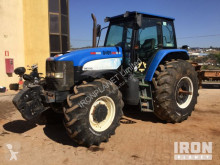 New Holland TM7010 farm tractor