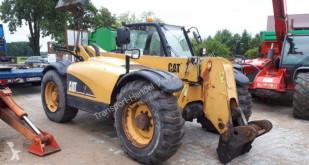 tracteur agricole Caterpillar CAT TH 330B ładowarka teleskopowa Perkins nie ma reakcji na jazdę