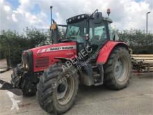 Massey Ferguson 6465 zeer nette tractor 农用拖拉机