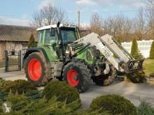 Fendt 412 Vario Tms 农用拖拉机