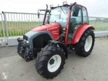 Lindner Geotrac 63 Alpine farm tractor