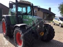 tracteur agricole Fendt 412