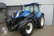 tractor agrícola New Holland T7.230 LWB Powercommand