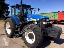 tractor agrícola New Holland TM 190, Bj. 08, Frontgewichte, DL, gef. VA