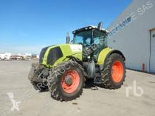 zemědělský traktor Claas AXION810