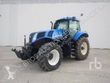 tracteur agricole New Holland T8.300