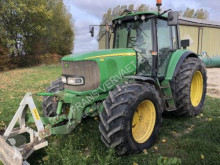 tracteur agricole nc 6520