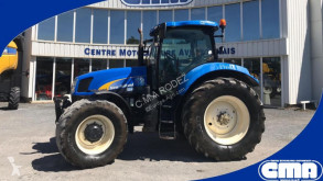 tracteur agricole New Holland T6080 PC