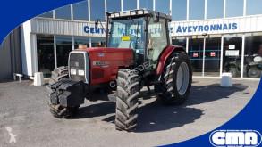 tracteur agricole Massey Ferguson 6160 EXO TVA