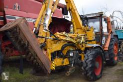 Fendt 380 GTA mit Mäher farm tractor