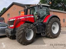 tracteur agricole Massey Ferguson 8727 Efficient