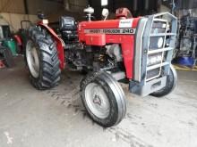 tractor agrícola tractor antigo Massey Ferguson