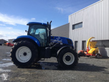 tracteur agricole New Holland T7.200 RC