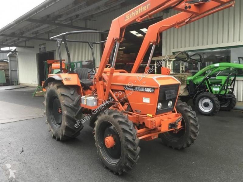 Voir les photos Tracteur agricole Renault