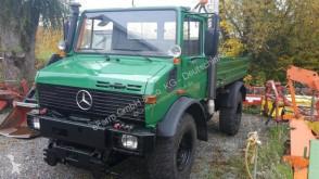 Mercedes farm tractor