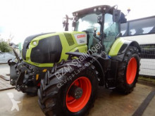 tracteur agricole Claas Axion 850 C-Matic