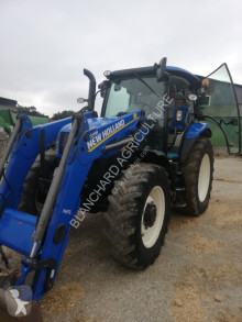 tracteur agricole New Holland T6.120 ELECTRO COMMAND