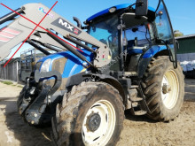 New Holland T6.120 ELECTRO COMMAND farm tractor