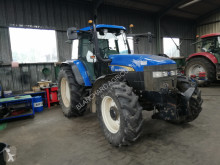 tracteur agricole New Holland TM 120 RANGE