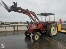 Case IH farm tractor