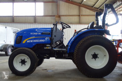 tracteur agricole New Holland Boomer 50 + Wessex WFM-145 Flail mower