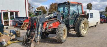 селскостопански трактор Valmet 6200 Valtra tur Stoll uszkodzona nie jedzie
