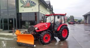 Zetor Major CL 80 Z Pługiem 2,7 m farm tractor