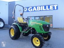tracteur agricole John Deere 2520HST