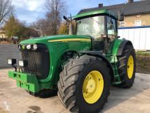 tracteur agricole John Deere 8420