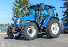 tracteur agricole New Holland TL 100A - 2007 ROK