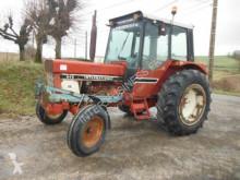 tracteur agricole Case 845