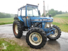 tracteur agricole Ford 6610