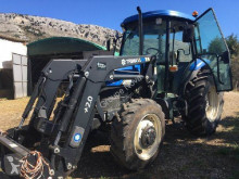 New Holland TD 80 D CHARGEUR