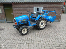 Iseki TU 177 minitractor met frees