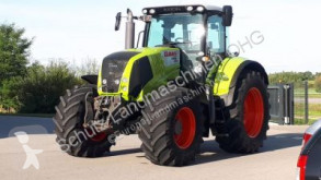 Claas Axion 820 CMatic, 4560h, FH, 4DW, TOP Zustand farm tractor