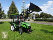 tractor agrícola Foton Foton 254 TE254C Kabine Frontlader Neu
