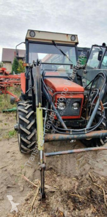 tracteur agricole Zetor 6245 uszkodzone uszczelki pod głowicą Bardzo ładny stan tur 4x4