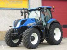 tracteur agricole New Holland T7.165S