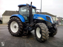 tracteur agricole New Holland T6090PCSWII