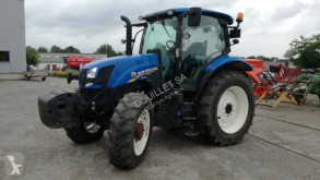 tracteur agricole New Holland T6.120EC
