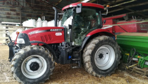 tracteur agricole Case IH MAXXUM125