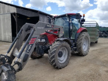 tracteur agricole Case IH MAXXUM115