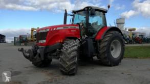 ciągnik rolniczy Massey Ferguson 8660