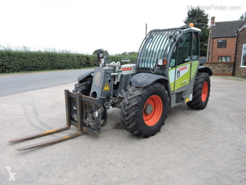 View images Claas  Forklift